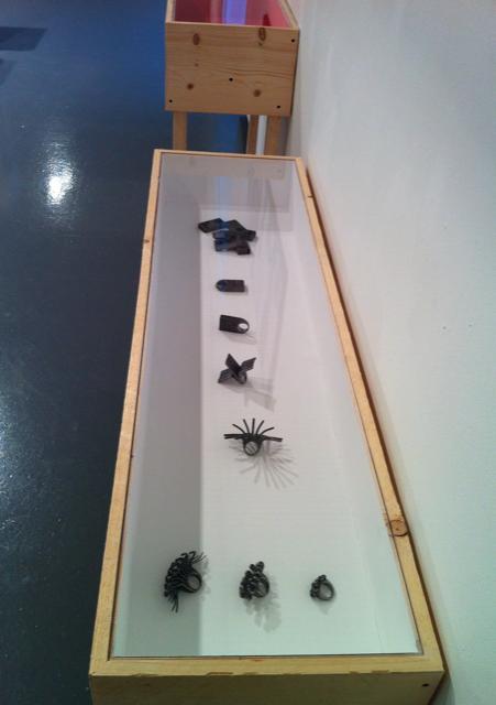 L'installazione Medusa di János Gábor Varga