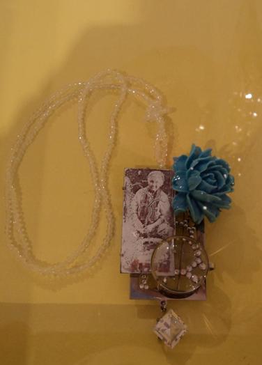 Flowerlady di Lisa Juen