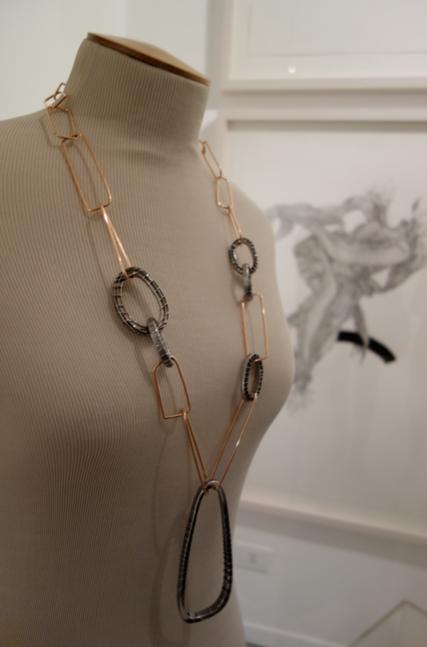 La collana di Stefania Lucchetta a Roma