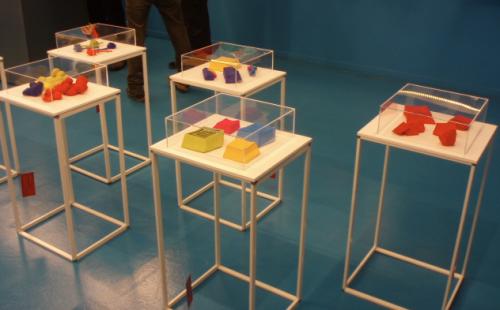 La mostra di Corrado De Meo a Parigi