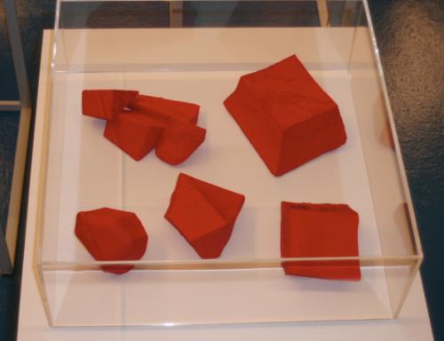 Le forme di Rosso