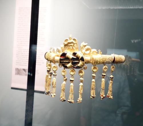 Capolavoro antico del museo