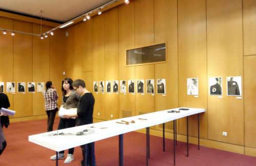 La mostra degli studenti spagnoli  si chiama Conspiración