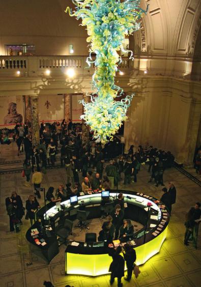 2004, Collect comincia così al V&A (la foto di Dave Ashton è tratta dal catalogo Collect 2013)