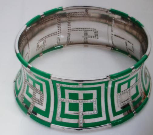 Circuits Bijoux 2014 - Collier di Ann Gérard venduto all'asta ieri