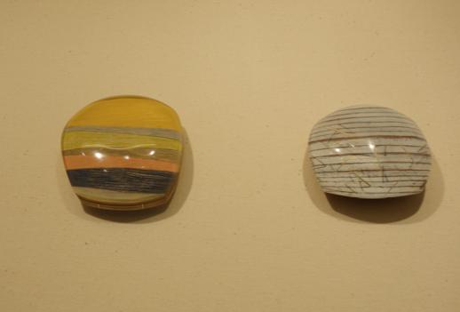 Beppe Kessler, legno, argento, oro , pittura e fibra acrilica