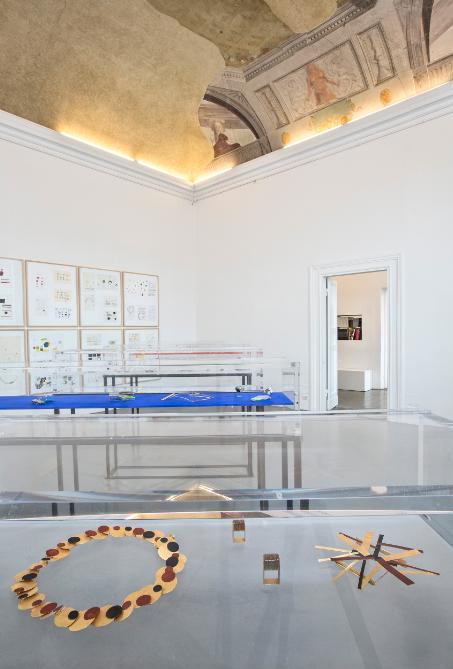 La mostra Giampaolo Babetto by Galleria Antonella Villanova a Palazzo Ricasoli, Firenze
