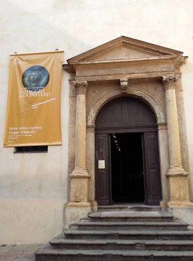 L'oratorio di San Rocco a Padova