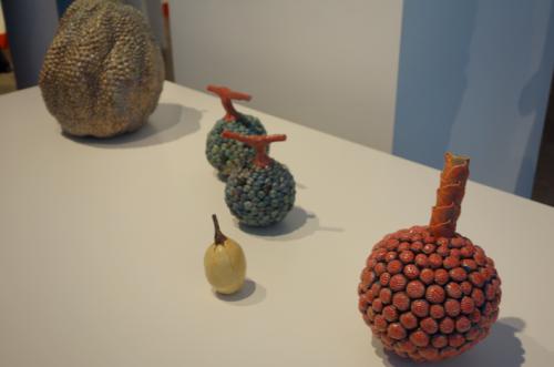 I lavori di ceramica di Kaori Kurihara
